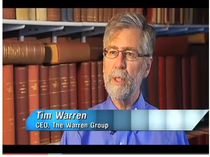 Tim Warren on WGBH's Greater Boston: A Seller's Market