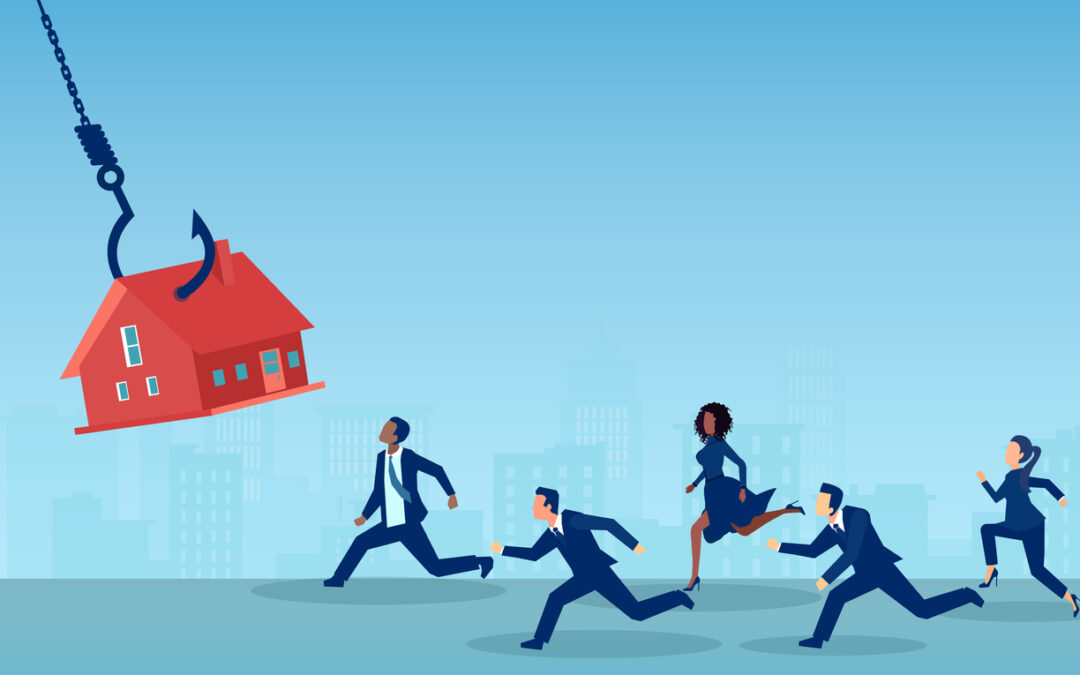 Keeping Your Client Motivated in a Highly Competitive Housing Market