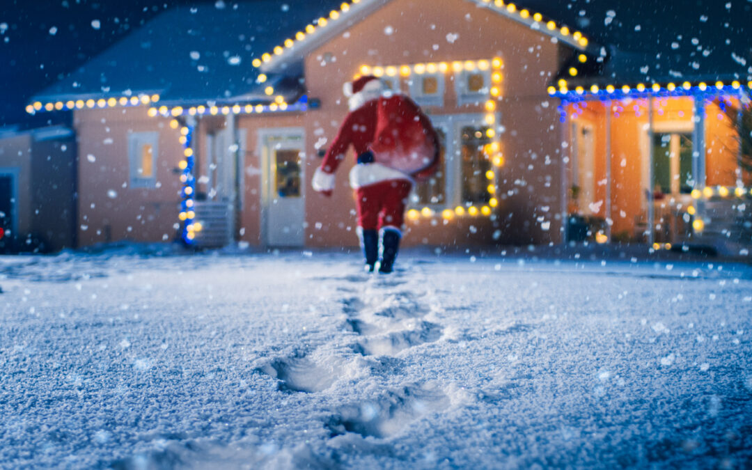 Santa May Need Property Data to Plan His Route This Year