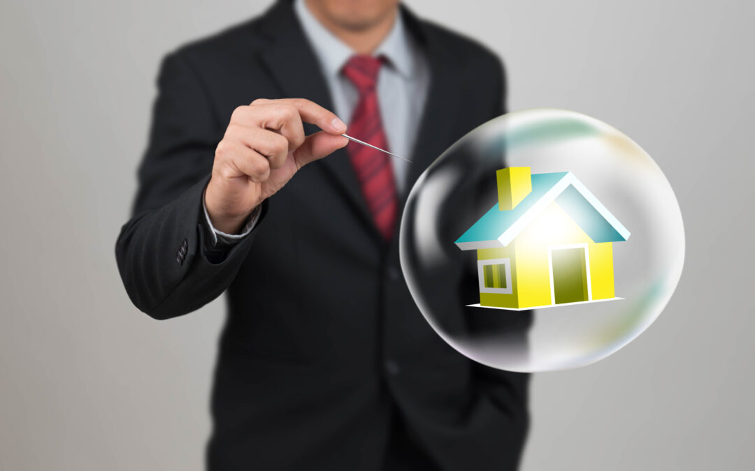 """Are We in a Real Estate Bubble? Some Say """"No"""""""