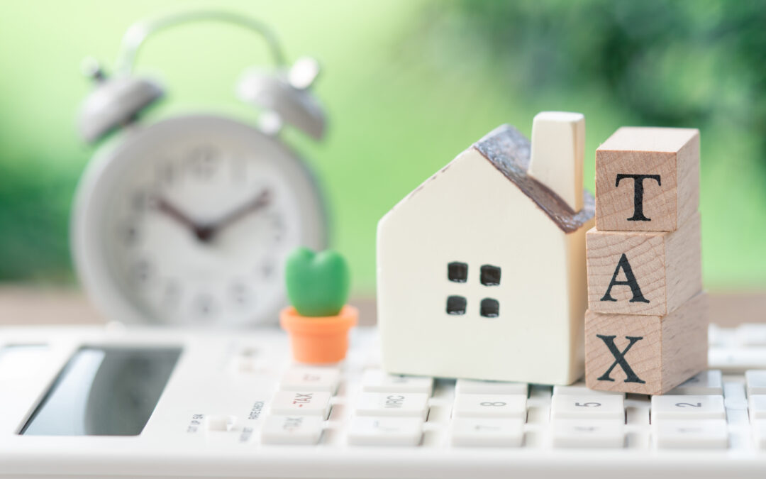 Which States Have the Highest Property Taxes?
